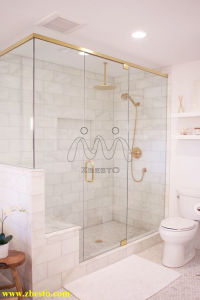 5mm-25mm Customized Size Bath Shower Safety Glass Door Suppliers