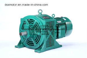 37kw Electromagnetic Speed Asynchronous Motor Electric Motor AC Motor