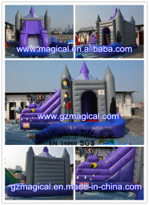 Dragon Inflatable Moonwalk / Inflatable Bouncy Castle pictures & photos