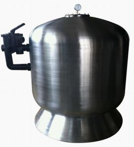 Residential Sidemount Stainless Steel Sand Filter pictures & photos