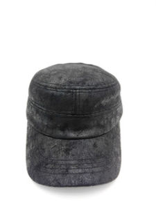 Flat Top Curved Brim Wholesale Military Cap (PD002) pictures & photos
