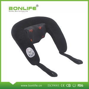 Kneading Heat Neck and Shoulder Massager pictures & photos