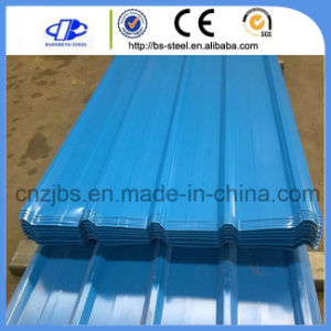 Prepainted Zinc Corrugated Roofing Sheet Iron Galvanized Roofing Tile Sheet pictures & photos
