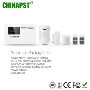 2018 Multi-Language APP Wireless GSM Home Alarm System (PST-G11E) pictures & photos