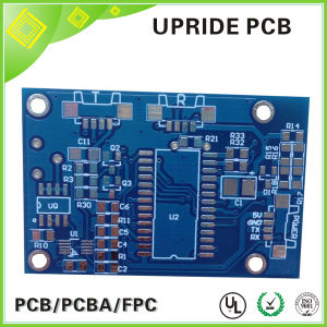 china multilayer gps tracker pcb with immersion gold printed circuit