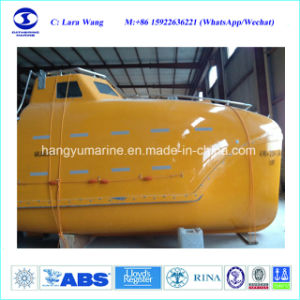 Marine Totally Enclosed GRP Lifeboat/Rescue Boat pictures & photos