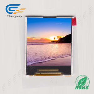 Ckingway 2.0 High Resolutions Colorful Display Transparent TFT LCD Display for industrial Control pictures & photos