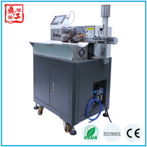 Fully Automatic Double Ends Cable Stripping& Twisting& Tinning Machine pictures & photos
