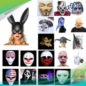 Halloween Latex Animal Horror Skull Face Mask