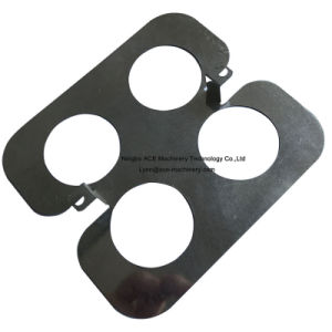 Zinc Plating Smooth Finish Metal Stamping Part pictures & photos