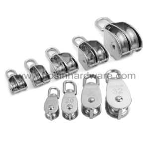 Stainless Steel Oval Snap Hook with Screw pictures & photos