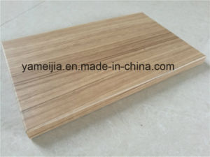 Lovely Light Weight Wood Color PVC Honeycomb Panels PVC Filmed Aluminum Honeycomb  Panels Design