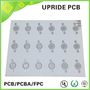 china high power round aluminium led pcb circuit board module and rh uppcbtech en made in china com