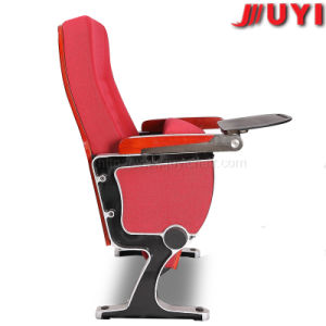 Cheap Price Metal Folding Cinema Chair Auditorium Chair Theater Chair with Aluminum Leg Jy-989m pictures & photos
