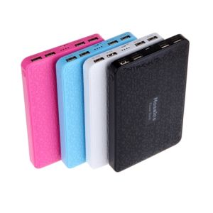Promotional Gift Universal 4000mAh Polymer Mobile Charger pictures & photos