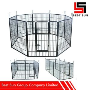 Pet Dog Fence Metal, Pet Products Pet Supplies pictures & photos