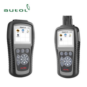 Autel Maxilink Ml619 Mut II Diagnostic Tool Update Online Better Than Autel Autolink Al619 Car Code Reader pictures & photos