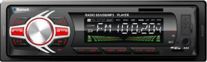 Hot Sale LCD Display 1 DIN Car Radio MP3 Player with Bluetooth pictures & photos