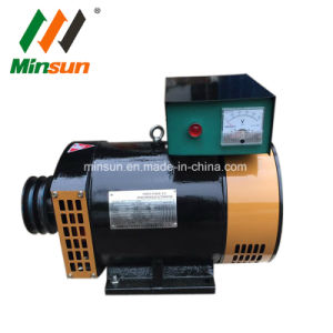 China Single Phase Electric Dynamo 220v 5kw 7 5kw 10kw Alternator Price China Generator Electric Generator