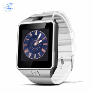 Multi-Function Bluetooth Dz09 SIM G-Sensor Andriod Smart Watch with Phone Call
