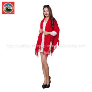 100% Women's Cashmere /Yak Wool Embroidered Shawl/Scarf