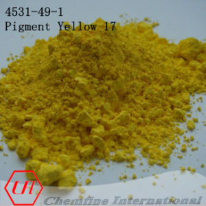 Pigment & Dyestuff [4531-49-1] Pigment Yellow 17 pictures & photos