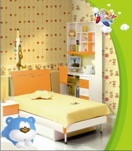 Children Room Wallpaper (2013 new design)