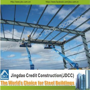 High-Quality Steel Structure Prefabricated Aircraft Hangar pictures & photos