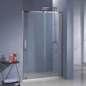 Big Pulley Sliding Shower Screen HD420