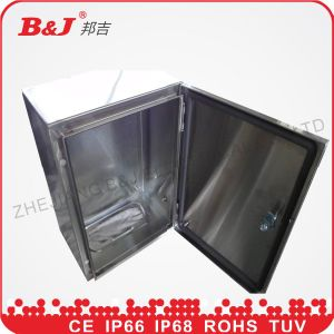 Stainless Steel Box Waterproof/Electrical Enclosures Ss304 pictures & photos