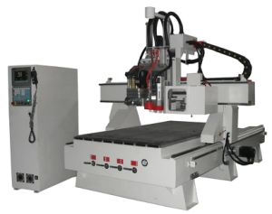 China Jinan 3D Furniture Wood Carving CNC Router R-1325 pictures & photos