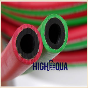 High Quality Twin Welding Rubber Hose pictures & photos