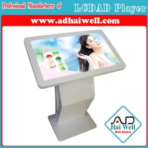 Fashion Promotional Advertising Floor LCD Ad Signage pictures & photos