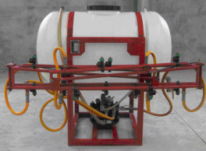 New Design 3W-500-10 500L Tractor Mounted Boom Sprayer pictures & photos