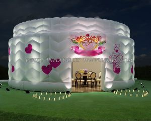 Inflatable Tent Birthday Cake, Inflatable Tents (K5022) pictures & photos