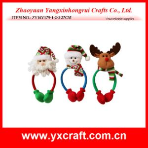 Christmas Decoration (ZY16Y179-1-2-3 27CM) Bulk Christmas Headband Direct Sale pictures & photos
