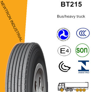 Wearproof Heavy Duty All Steel Radial Truck Bus Tyre (ECE Approved)