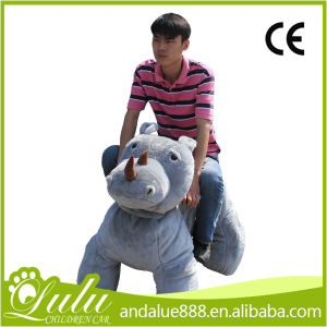 Coin Operated Animal Rides