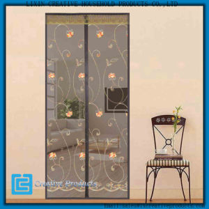 2017 New Door Screen Magnetic String Door Curtain Magnetic Door Curtain  sc 1 st  Lixin Creative Household Products Co. Ltd. & China 2017 New Door Screen Magnetic String Door Curtain Magnetic ...