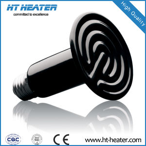 Black Infrared Ceramic Bulb Heater pictures & photos