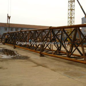Power Transmission Long Span Crossover Tower pictures & photos