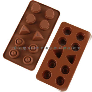 Silicone Chocolate & Cookie Mold (TG9406)