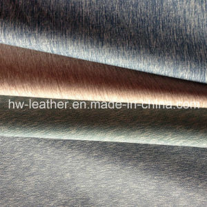 High Quality PU Leather for Garment (HW-1824) pictures & photos