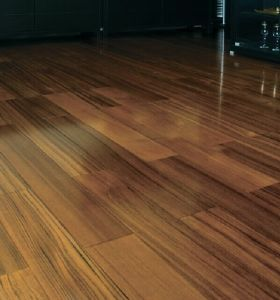 Real Burma Teak Parquet Engineered Flooring Parquet