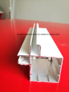 Extrusion Frame Aluminium Profile Powder Coated for Window and Door