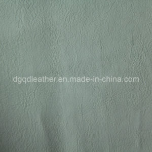 High Quality Furniture Semi-PU Leather (QDL-FS050) pictures & photos