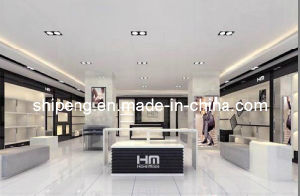 Female Casual Shoes Shop Decoration, Shoes Shopfitting