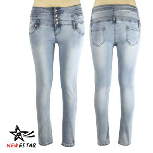 2015 Fashion Women Denim Jeans (nes1036)