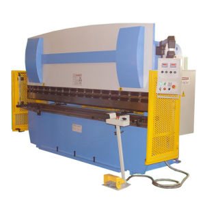 Hydraulic Press Brake (Torsionbar style)