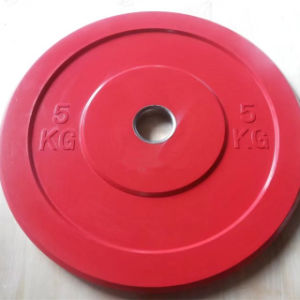 Body Solid Olympic Weight Lifting Bumper Plate pictures & photos